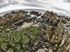 Bornholm Coastline (dirklie65) Tags: landscape island natur insel coastline landschaft ostsee kste bornholm dramatisch gopro