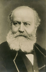 Charles Gounod: (painting in light) Tags: paris france june vintage photo october post postcard charles photograph 17 18 1893 faust saintcloud 1875 1859 1818 gounod charlesgounod