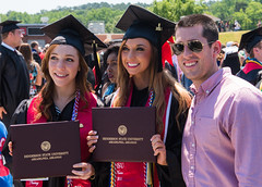 Spring Commencement (HendersonStateU) Tags: white marketing spring promo montana diploma background graduation business kansas commencement graduate administration fuller finance 2016
