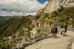 Shining path (leoleamunoz) Tags: cloud naturaleza mountain lake nature trekking landscape volcano ecuador
