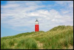 Texel Lighthouse II (xlod) Tags: sky cloud lighthouse holland netherlands himmel wolke texel leuchtturm niederlande