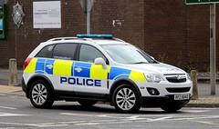 Police Service Northern Ireland / RFZ 6940 / Vauxhall Antara / Incident Response Vehicle (Nick 999) Tags: blue ireland lights police led vehicle leds service irv emergency northern incident vauxhall response sirens antara psni 6940 rfz vauxhallantara policeservicenorthernireland incidentresponsevehicle rfz6940