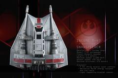 Income T-47 Snowspeeder (Dark-Alamez) Tags: snow starwars space income speeder rebels scalemodel snowspeeder t47