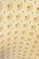 Ceiling design (saddy_85) Tags: old italy sun vatican rome history design nikon paint pretty pattern shine sunny carve romans ceiloing d5100