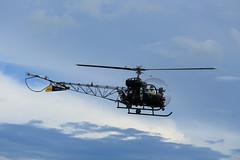 Helikopter (ThomasWink92) Tags: germany deutschland hessen gelnhausen hubschrauber 2016 helikopter canoneos700d edfg flugplatzkerb