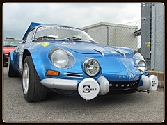 Alpine Renault A110, 1300G (v8dub) Tags: alpine renault a 110 1300 g berlinette gordini schweiz suisse switzerland french pkw voiture car wagen worldcars auto automobile automotive old oldtimer oldcar klassik classic collector