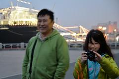 Yamashita park (akiko@flickr) Tags: family girl kids harbor yokohama 横浜 yamashitapark 山下公園