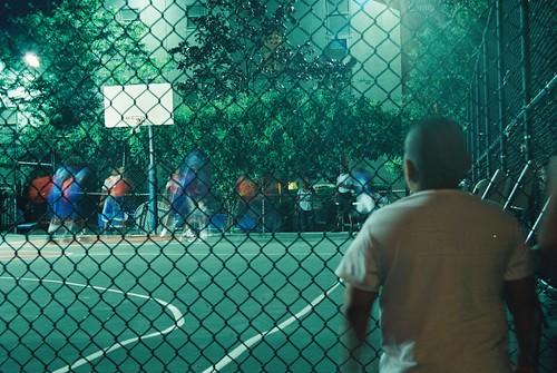 Night Games - Harlem NYC