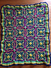 Tammy Lewis (The Crochet Crowd) Tags: crochet mikey cal divadan crochetalong yarnspirations cathycunningham thecrochetcrowd michaelsellick danielzondervan freeafghanpattern mysteryafghancrochetalong freeafghanvideo caronsimplysoftyarn