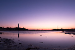 Caos de Meca (bigchus) Tags: sea espaa beach canon de mar twilight spain playa cdiz meca caos g7x duskhour gx7 horaazl tmobolo