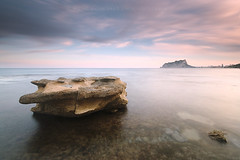 Cala Baladrar (I) (Miguel ngel Var Giner) Tags: marina mar aigua roca roques pasvalenci marinaalta calp penyal ifac llargaexposici calabaladrar