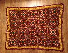 Susan Hatcher (The Crochet Crowd) Tags: crochet mikey cal divadan crochetalong yarnspirations cathycunningham thecrochetcrowd michaelsellick danielzondervan freeafghanpattern mysteryafghancrochetalong freeafghanvideo caronsimplysoftyarn
