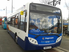 Stagecoach (27159) SN64 OJH, ADL E30D, Enviro 300 - Middlesbrough Transporter Bridge - 26/4/15 (jbus1) Tags: teesside stagecoach on