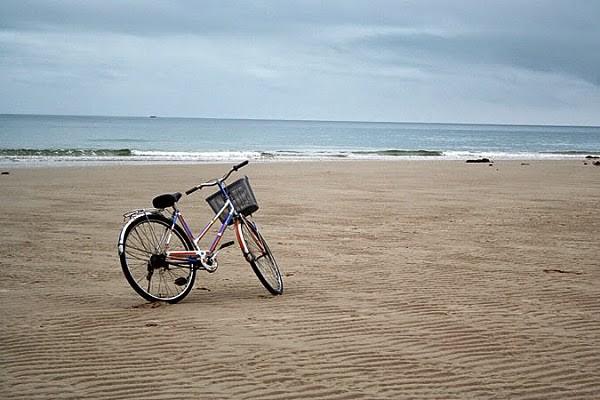 7Điểm thú vị ở Quan Lạn là đi xe đạp quanh đảo