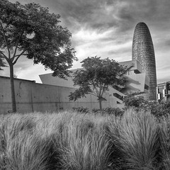 Barcelona - Torre Agbar - Agbar Tower (santiagobf) Tags: city sun beautiful beauty square photo amazing nice like sunsets squareformat cataluña photooftheday picoftheday allshots instapic bestoftheday instadaily instagramer instalike instacool galerieclub estaesdetodo