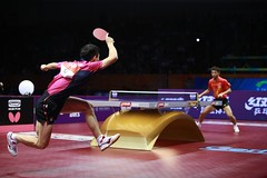 FANG_Bo_WTTC2015_R_G_7123r (ittfworld) Tags: world sport ball championship shanghai emotion action young tennis tabletennis junior championships chine