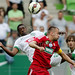Ferencvaros vs. DVSC OTP Bank League football match
