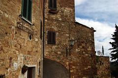 Pienza. (coloreda24) Tags: italy canon europa europe italia tuscany siena pienza toscana valdorcia toscane toskana 2013 canonefs1785mmf456isusm terredisiena canoneos500d