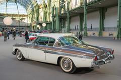 1955 Studebaker President Speedster Coup - 23.000  (el.guy08_11) Tags: paris france 1955 ledefrance fiat voiture collection 1958 studebaker abarth