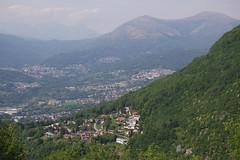 Tj Lugano vrostl szaknyugatra (sandorson) Tags: travel schweiz switzerland ticino suisse suiza svizzera lugano lakelugano lagodilugano luganersee montebr  svjc lacdelugano  sandorson   luganit