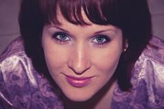 Nina (ValeTer_) Tags: portrait girl beautiful glamour women romantic dressinggown nina alluring
