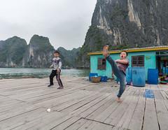 jianzi. (Matthie Holder) Tags: travel boys children nikon asia village action tokina vietnam explore backpacking juggling natgeo ngw d7100