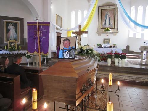 10.05.2016 Pogrzeb Tadeusza Wasilewskiego
