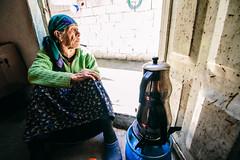 ekici Gzide - I (esintu) Tags: woman old tea gaziantep turkey turkiye