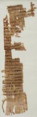 IMG_2228 (jaglazier) Tags: newyorkcity usa newyork archaeology writing greek poetry unitedstates may egypt homer papyrus poems odyssey museums inscriptions metropolitanmuseum hellenistic pergamon texts scrolls ptolemaic 2016 epics 5316 3rdcenturybc classicalarchaeology book20 elhibeh copyright2016jamesaglazier 285bc250bc