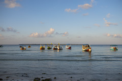 bara bira 7 (Fakhri Anindita) Tags: morning sea seascape nature sunrise indonesia landscape nikon laut humaninterest sulawesiselatan tanjungbira bukukumba