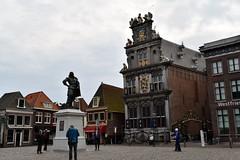 Hoorn-03 (Quetzalcoatl002) Tags: holland dutch hoorn port square historic maritime colonialism westfriesland janpieterszooncoen