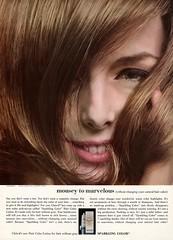 Clairol's Sparkling Color (jerkingchicken) Tags: hairdye haircolor