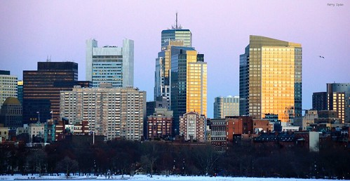 """Bostonian Skyline • <a style=""""font-size:0.8em;"""" href=""""http://www.flickr.com/photos/52364684@N03/26944125974/"""" target=""""_blank"""">View on Flickr</a>"""