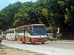 Tacurong Express (Monkey D. Luffy 2) Tags: road city bus public del photography photo nikon d philippines transport vehicles transportation coolpix vehicle sur society davao tr ud philippine enthusiasts digos udnissan philbes exfoh