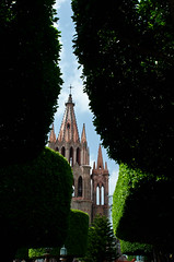 san miguel de allende cathedral (hey tiffany!) Tags: travel mexico sanmigueldeallende