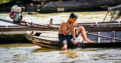 PPB_6387 (PeSoPhoto) Tags: people river boat nikon asia delta vietnam xp mekong 2016 d7100