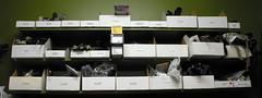 Gun junk (simonov) Tags: parts hoarding guns organization shelves ar15 1022 ak47 sks ruger saiga