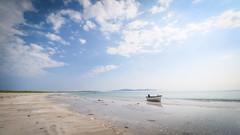 South Uist (mejud) Tags: sea sky beach landscape scotland sand holidays outdoor whitesand outerhebrides