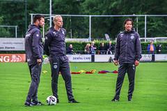 160626-1e Training FC Groningen 16-17-10 (Antoon's Foobar) Tags: training groningen fc trainer haren 1617 fcgroningen peterhoekstra ernestfaber marcelgroninger