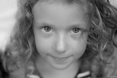 Super M. (pukilin) Tags: family portrait bw love familia 35mm kid retrato bn nia perfection perfeccin nikond3100