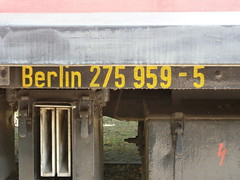 Werk Erkner 2016 - 76 (Berliner S-Bahn) Tags: sbwerkner sbahnberlingmbh historischesbahnev zug bahnhof brandenburg erkner eisenbahn deutschland berlinbrandenburg bahn sbahn dbag werkerkner modelleisenbahn train railway railroad station depot germany modelrailway