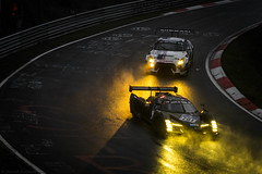 Nissan GT-R Nismo GT3 // Glickenhaus SCG Prototyp (Jannik K) Tags: light cars rain yellow night race dark licht nissan nacht samsung racing gelb autos rennen regen dunkel gtr raceway gt3 nrburgring prototyp rennwagen glickenhaus nx1