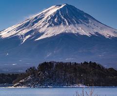 Beautiful Fuji of snow (shinichiro*_back) Tags: 20160125sdim0241 2016 crazyshin sigmasd1merrill sd1m sigma18300mmf3563dcmacrooshsm fuji daylight  yamanashi japan january winter snow