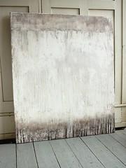 Bild_1902_white_grey_brown_rose_130_110_4_cm_mixed_media_on_canvas_2016_studioview_3 (ART_HETART) Tags: abstract art texture painting contemporary canvas moderm christianhetzel