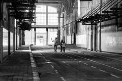 120.2016 - Explore Jun 28, 2016 #108 (Francisco (PortoPortugal)) Tags: 1202016 20160618fpbo3242 urbex pb bw monocrome interiores light shadow porto portugal portografiaassociaofotogrficadoporto franciscooliveira