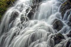 """Falling Water"" (Freshairphotography) Tags: waterfalls sooke sookepotholespark maryvinecreek maryvinefalls"