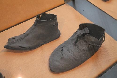 Middelalderen GamlebyenOsloMedieval funnet found fra Sko i shoes xodCeWrB