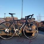 Old sofa / new bike thumbnail