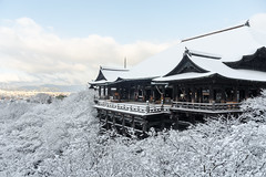 -   Kiyomizu-dera Temple (Active-U) Tags: japan kyoto