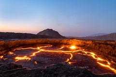 Lines of the Volcano (departing(YYZ)) Tags: africa morning travel panorama orange black hot tourism nature rock danger landscape outside fire volcano lava dangerous energy glow force jaw great hell ale adventure exotic crater caldera valley heat depression glowing ethiopia volcanic geothermal epic eruption magma active molten tectonic afar otherworldly rift dropping geologic erta danakil danakildepression